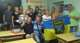 """Проект «Украина – Норвегия» """"Переподготовка и социальная адаптация военнослужащих и членов их семей в Украине"""""""